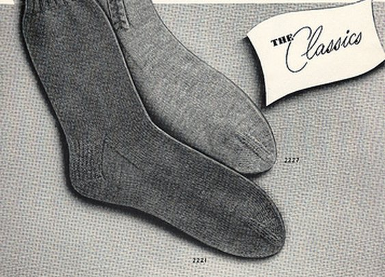 Men's Socks: A Guide for the Proper Wearing