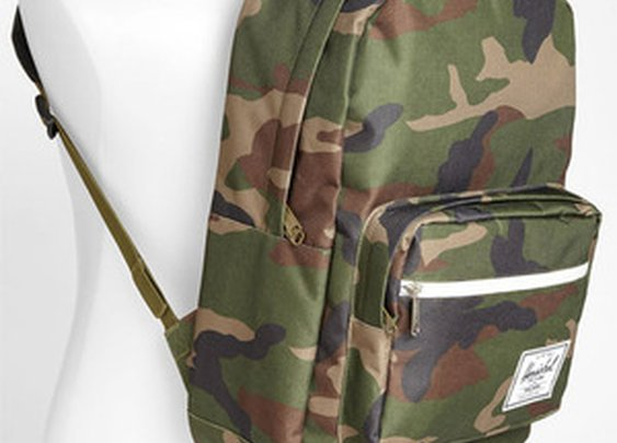 'Pop Quiz' Backpack
