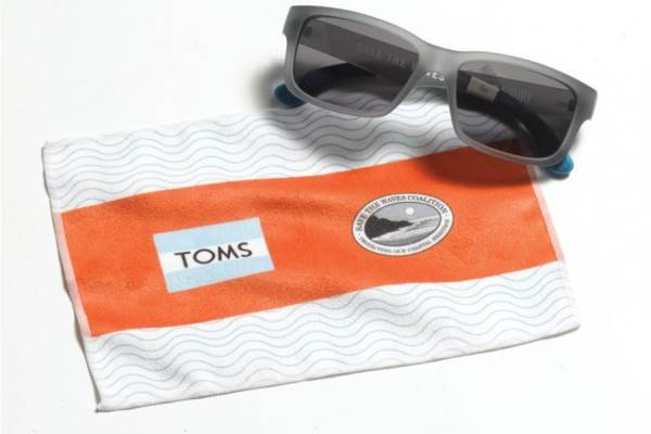 "Sunglasses by TOMS and ""Virtual Try-On"" 