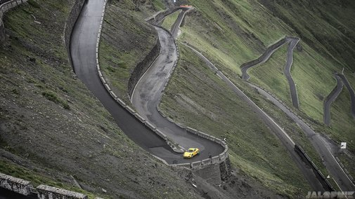 The 'World's Greatest Road' to drive
