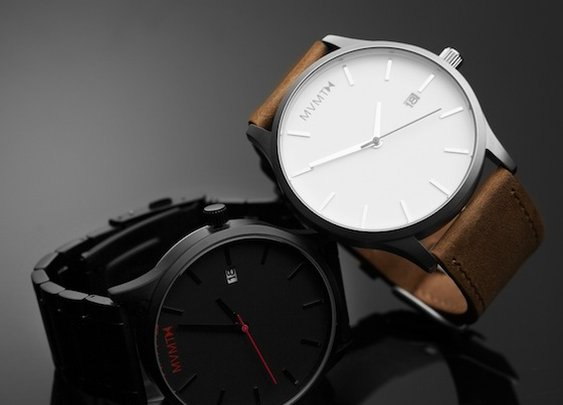 Mvmt Watches | The Gadget Flow
