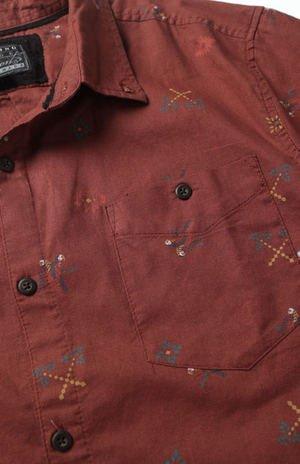 Pedro Short Sleeve Woven Shirt