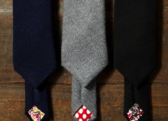 Everett Neckties