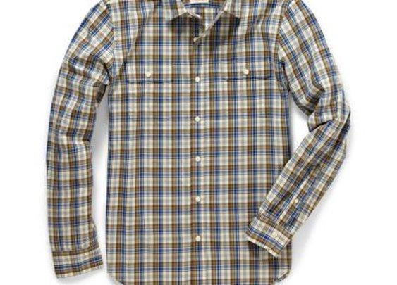 Daniel Two Pocket Shirt MC1607 | ®