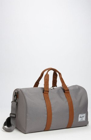 'Novel' Duffel Bag
