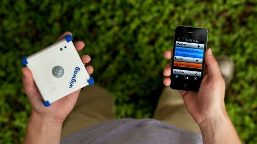 WigWag takes home-automation mobile
