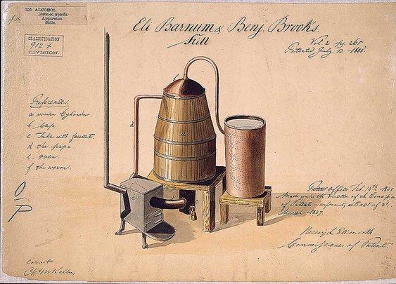 Still Design Patent, 1808