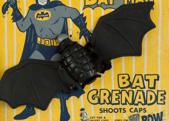 Batman Bat Grenade | The Coolector
