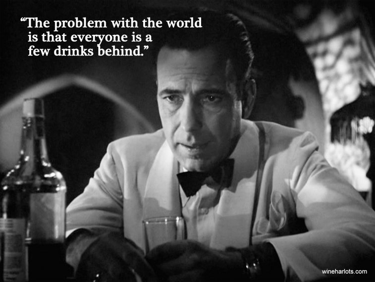 The Problem with the World…