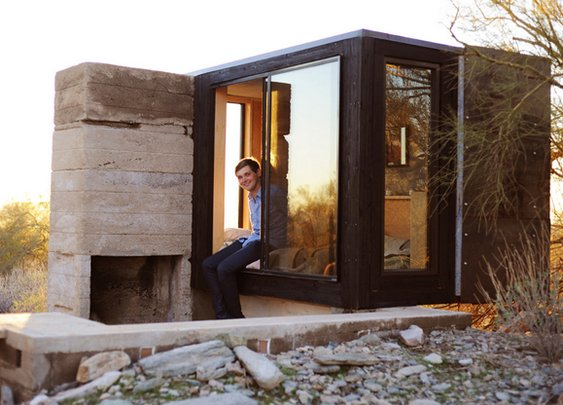 Huckberry | Shelter: Bed Sized Home