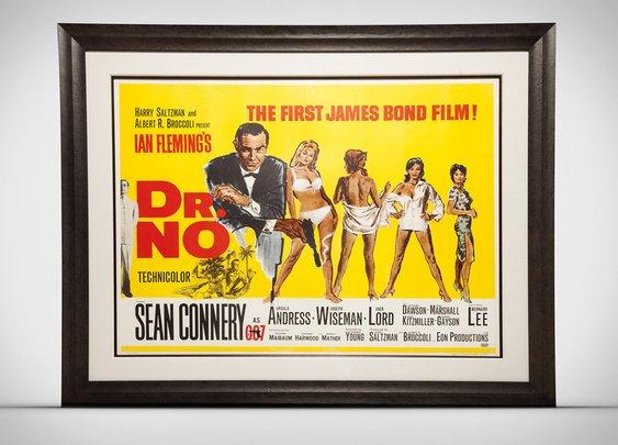 Vintage James Bond Posters   That Should Be Mine