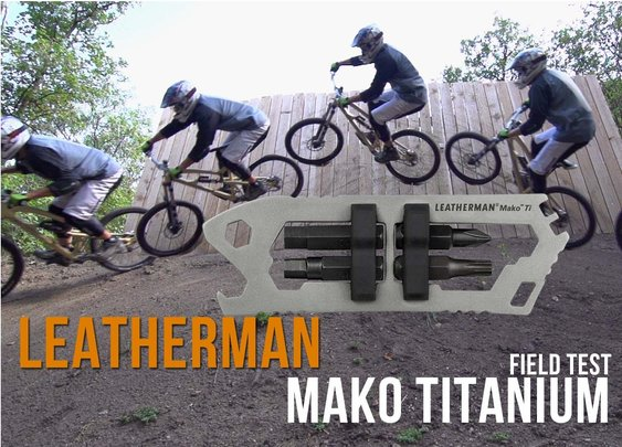 Leatherman Mako Titanium | Field Test - YouTube