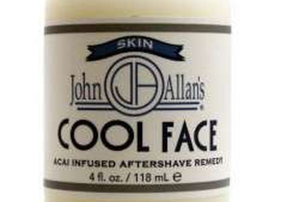 John Allan's Cool Face Aftershave