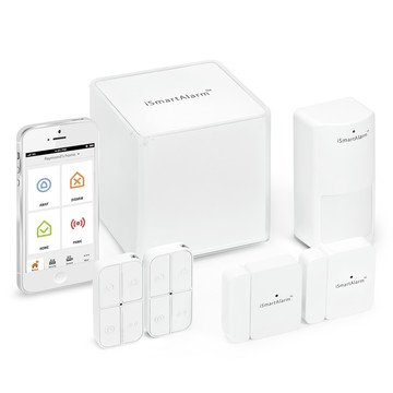 Fab.com | iSmartAlarm Home Security System