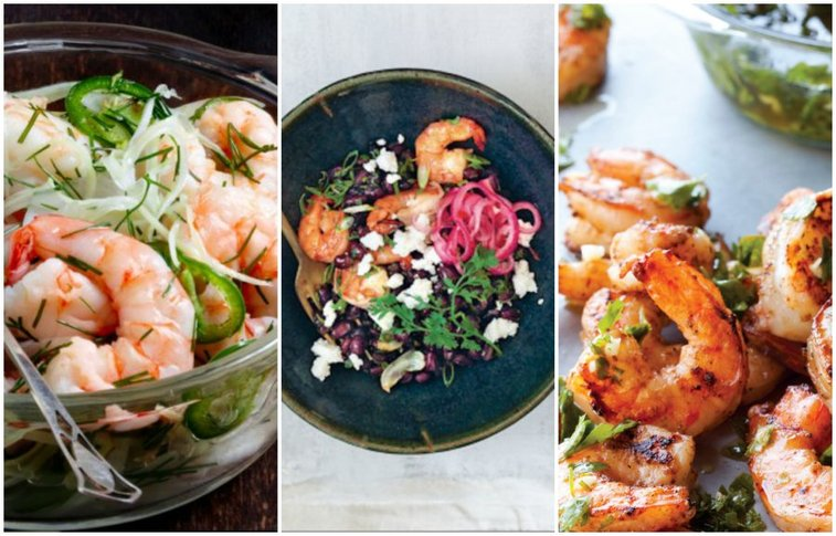 Check out these 7 ideas for an awesome ‪‎shrimp‬ dinner! | Food Republic