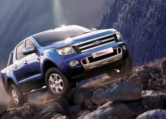 Ford Confirms US Compact Pickup