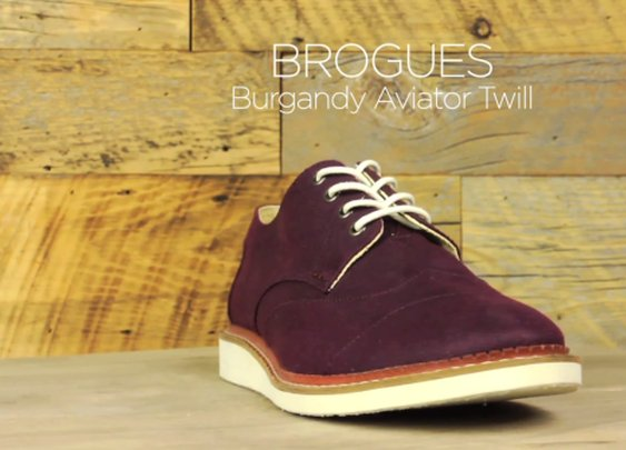 TOMS Brogues. A New Way Of Doing Business - HisPotion