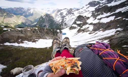 A slice with a view