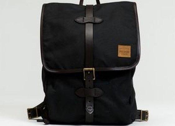 Tin Cloth Backpack