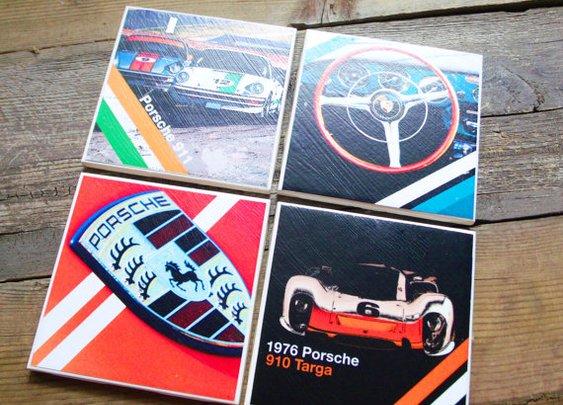 Porsche gear for the home