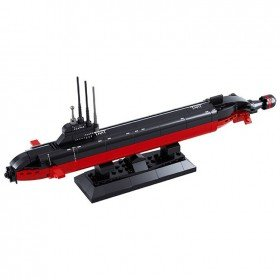Military Submarine - LEGO Compatible