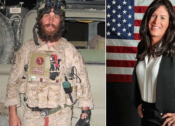 BBC News - The US Navy Seal who went from Chris to Kristin