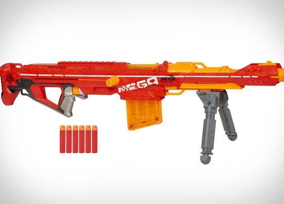 Nerf N-Strike Elite Centurion Blaster | Uncrate