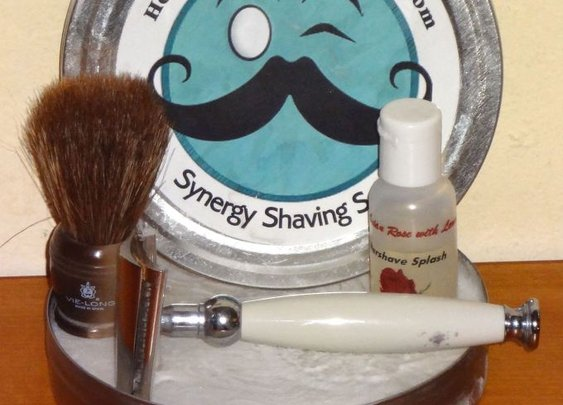 Super-smooth shave, extremely pleasant | Later On