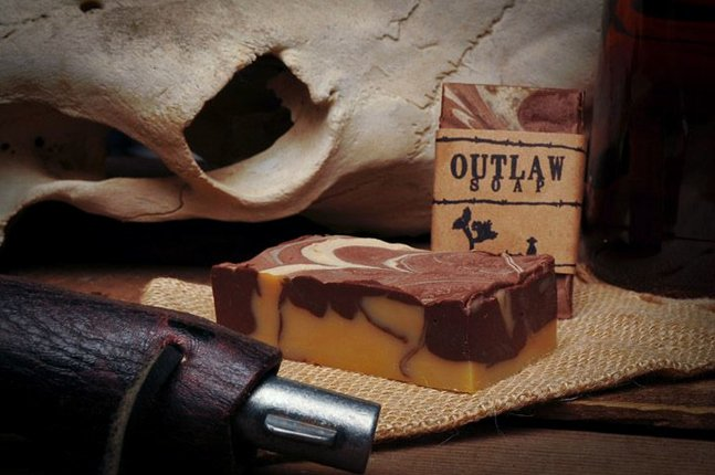 Outlaw Soaps - Soap for Men | Cool Material
