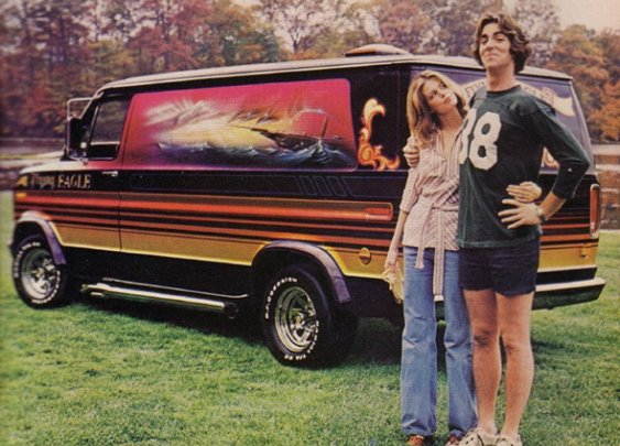 ULTIMATE ROCK 'N' ROLL ON WHEELS | THE 1970′s VAN CUSTOMIZATION CRAZE | The Selvedge Yard