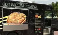 The Grillenium Falcon: a Star Wars-Themed Grilled Cheese Food Truck in Arkansas