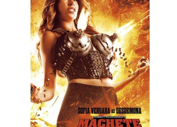 Gotta See It! Machete Kills (Trailer) : 101 or Less