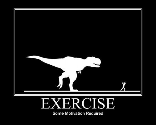 Exercise- Some Motivation Required