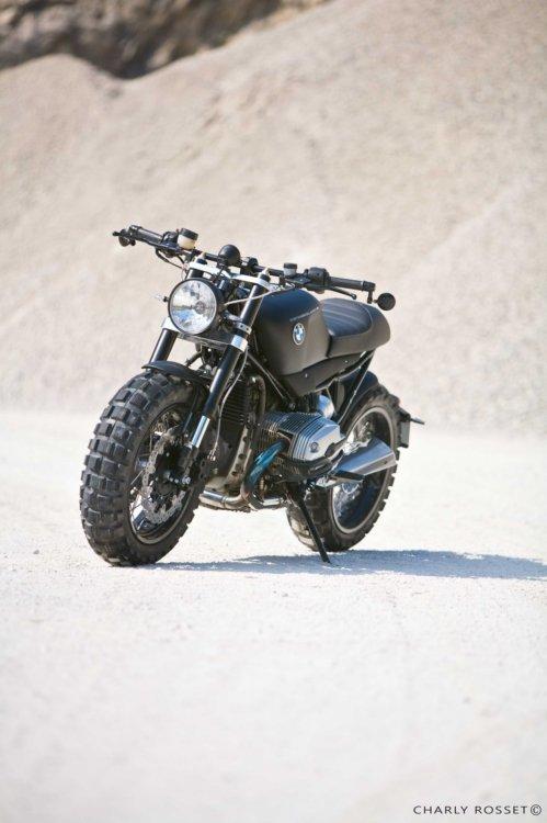 Lazareth: R1200R | Essential Moto |