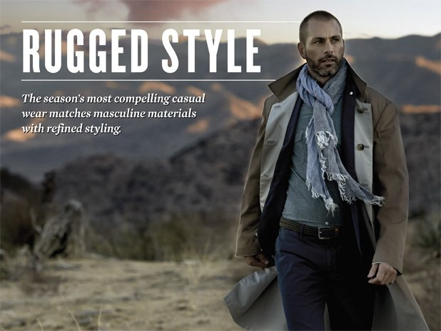 Rugged Style