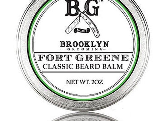 Beard balm - Fort Greene 2 oz. | Handmade, natural men's grooming products from Brooklyn Grooming