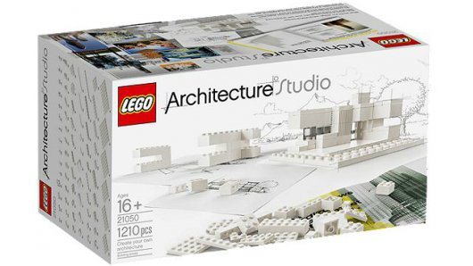 LEGO Architecture Studio kit targets budding builders