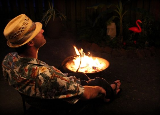 Turn Up the Heat: Host a Bonfire Party in Your Own Backyard