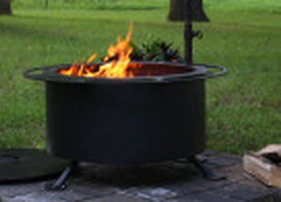 Camp King Firepits