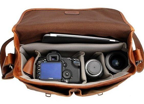 The Brixton Camera Bag | Baxtton