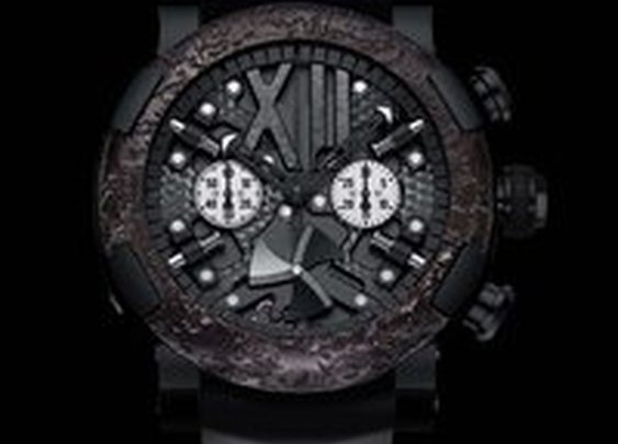 Fancy - SteamPunk Chronograph by Romain Jerome