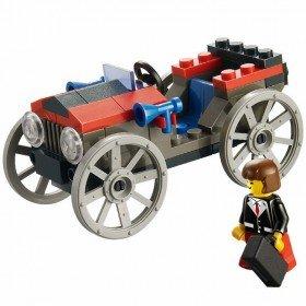 Classic Automobile - LEGO Compatible Set