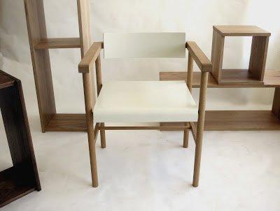 New De Troupe's TRETO chairs