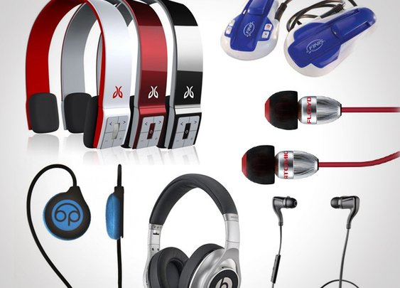 Ultimate Headphone Collection
