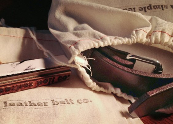 A Simple Leather Belt Co. - HOME