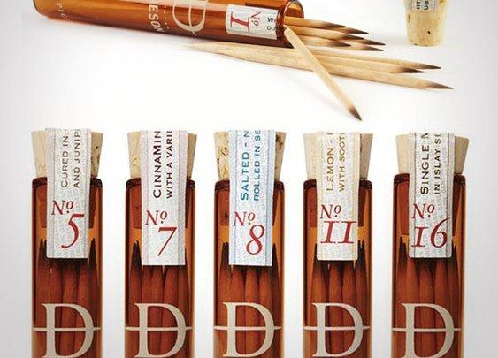 Daneson Single Malt Toothpicks