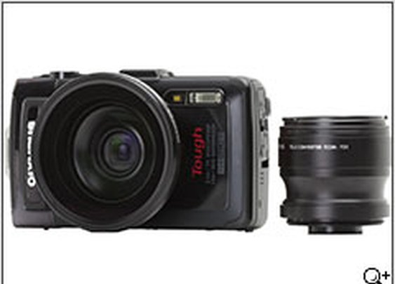 Olympus TG-2 iHS: Digital Photography Review