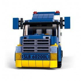 Freight Truck - LEGO Compatible Set