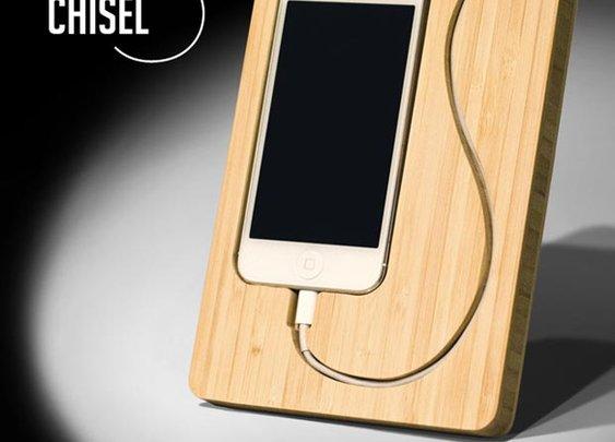 Chisel iPhone Dock