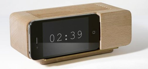 iPhone Alarm Clock